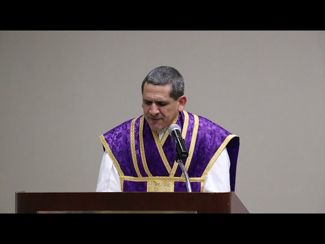 Sermon of Father Michael Rodriguez on Quinquagesima Sunday 2019 [AUDIO]