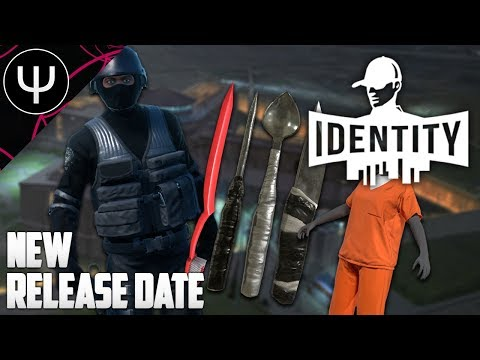 Identity — NEW RELEASE DATE & Prison Life Gameplay Information!