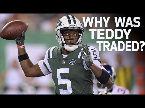 Why Was Teddy Bridgewater Traded to the Saints and What Does this Mean for Sam Darnold? | NFL