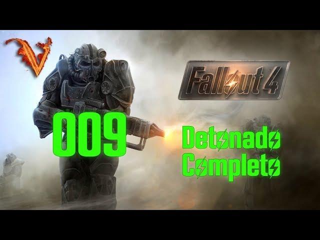 Fallout 4 - Detonado - S2 - 009 - Silenciador no Nível 1