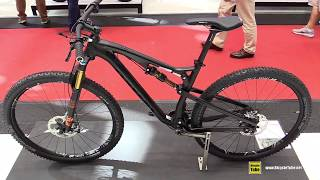 2017 Stevens Jura Carbon Team Mountain Bike - Walkaround - 2016 Eurobike