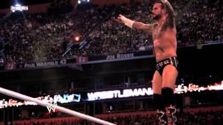 WWE CM Punk Tribute (The End is Where We Begin) 2013