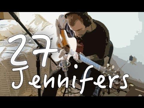 Dustin Prinz s  27 Jennifers  : Mike Doughty