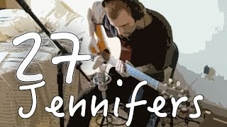 Dustin Prinz covers - 27 Jennifers - By: Mike Doughty