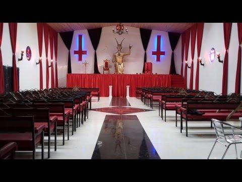Igreja [ Luciferiana] de Satanás Inaugurada na Colombia