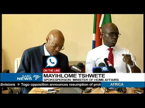 Mayihlome Tshwete on Home affairs reveal of Guptas citizenship