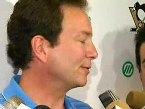 Penguins GM Ray Shero Talks About Michel Therrien Extension