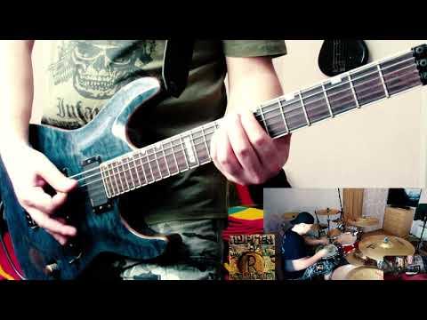 Пурген - Факдональдс (Guitar & Drums Cover Instrumental)