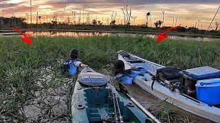 NÃO HÁ TEMPO PARA SENTIR MEDO!!! Pescaria.