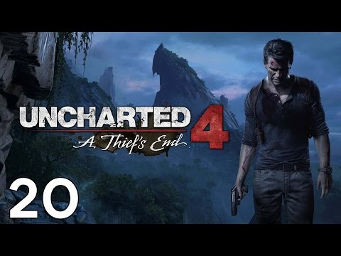 UNCHARTED 4 - Ep 20 - FINAL