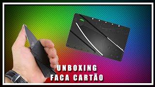Unboxings Aleatórios #1 FACA CARTÃO