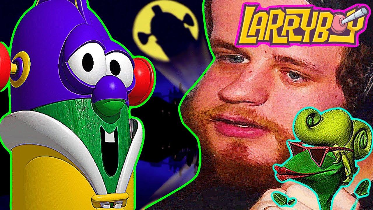 Watching LarryBoy: The Peak of VeggieTales