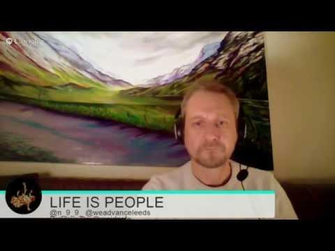 LIFE IS PEOPLE #64 Rebel TreHeem @n_9_9_ Building On @maidsafe Technology