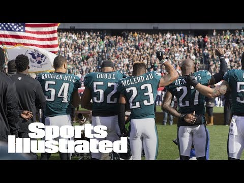 NFL Pledges $89 Million To Address Social Justice Issues | SI Wire | Sports Illustrated