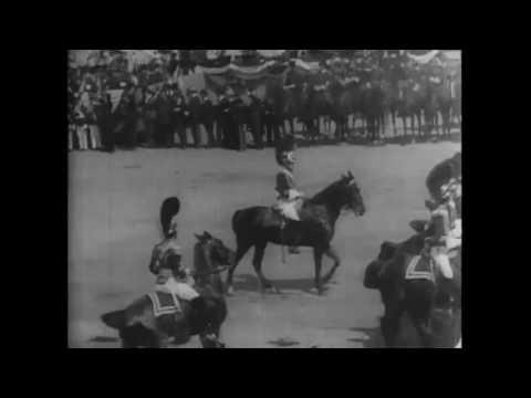 William Mckinley Inauguration (1897)