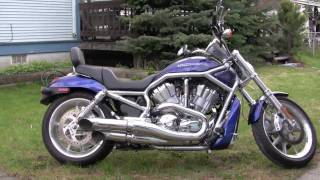 2006 harley v rod w tab performance turnout exhaust