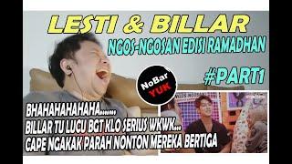 Download lagu #PART1 ❗  LESTI & BILLAR ❗  NGOS NGOSAN RAMADHAN ❗ MAU MENIKAH SAMPAI DI SURGA NANTI ❗ NOBAR YUK!