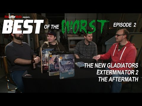 Best of the Worst: The New Gladiators, Exterminator 2, and Aftermath