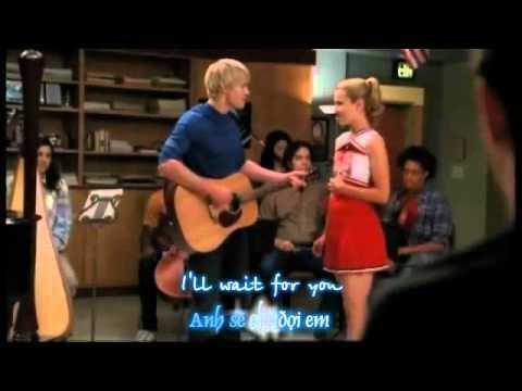 [Vietsub] Lucky (Glee Cast Version)
