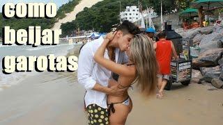 Como beijar garotas desconhecidas na praia