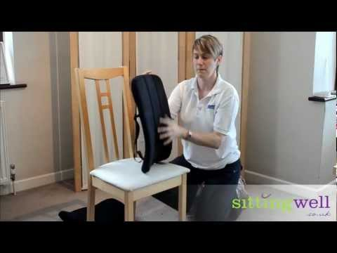 HOW TO CHOOSE THE BEST BACK SUPPORT FOR YOUR CHAIR