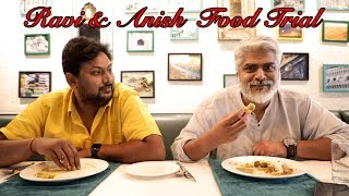 Amazing Buffet Spread in Hyderabad | Anish Kuruvilla | Best Biryani