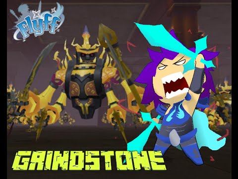 [GrindStone] - Flyff - Q AMP PARTY! - Ep39