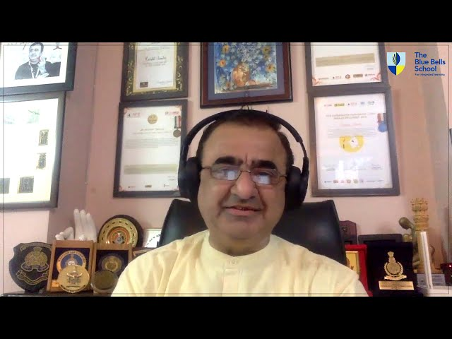 Be #CyberAware - A message from Mr. Rakshit Tandon on Cyber Security