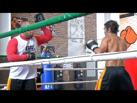HOW BOXING SAVED A YOUNG ABORIGINAL LIFE