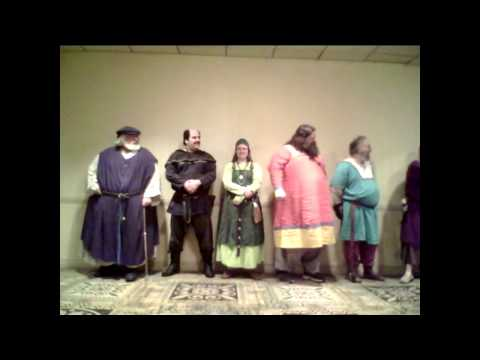 Ensemble Tale; A Meeting of the College of Heralds