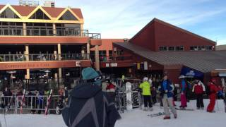 Affordable College Ski Trips 2013 Breckenridge Chalet and Lift Preview