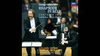 Stefano Bollani/ Riccardo Chailly - Gershwin: Rialto Ripples