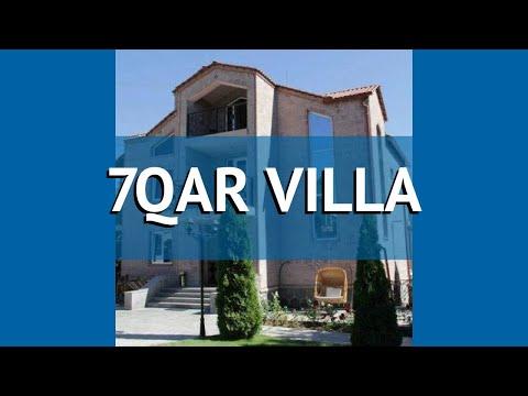 7QAR VILLA 4* Армения Ереван обзор – отель 7КАР ВИЛЛА 4* Ереван видео обзор