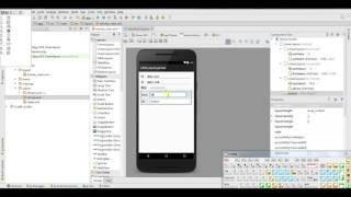 範例3-3:加入輸入電話專用的EditText