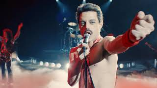 Queen - We Will Rock You Movie Mix Bohemian Rhapsody Soundtrack