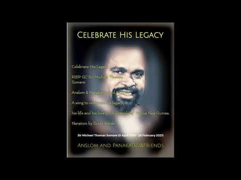 Celebrate His Legacy