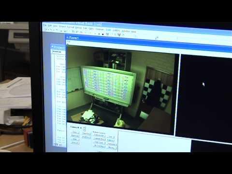 static camera calibration