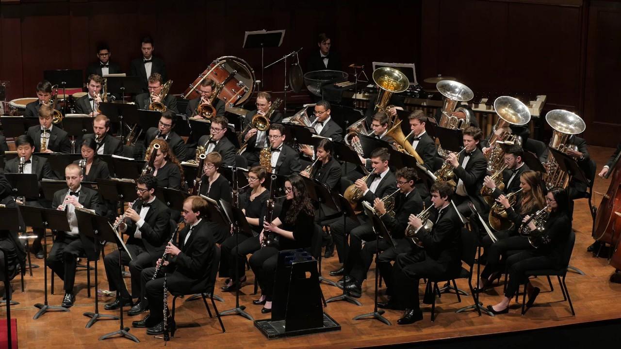 UMich Symphony Band - Dmitri Shostakovich - Festive Overture, op  96