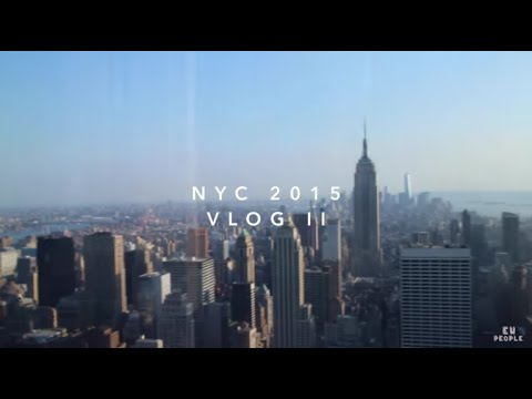 ART & THE CITY | NYC '15 Vlog II
