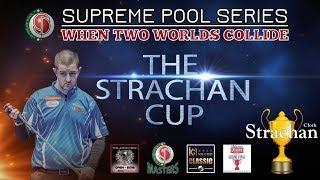 Liam Dunster vs Jon McAllister - Semi Final - Supreme Pool Series Table 16 - The Strachan Cup