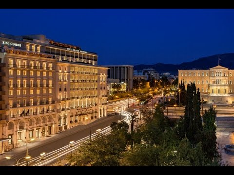 King George, a Luxury Collection Hotel - Athens, Greece