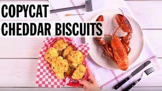 Almost-Famous Cheddar Biscuits | Food Network