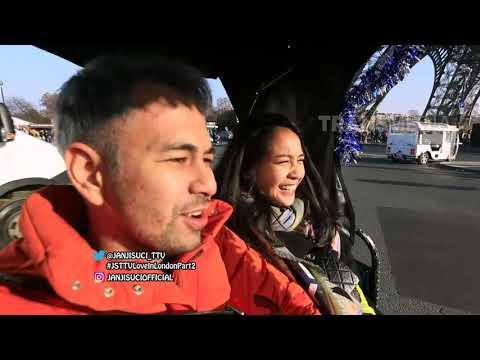 JANJI SUCI - Berduaan Di Paris Tanpa Raffatar (27/12/17) Part 2