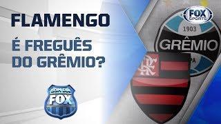 Flamengo é freguês do Grêmio?