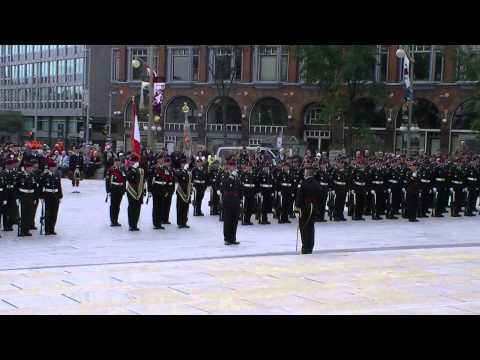 Parade of Rededication-P.P.C.L.I. 100th Anniversary-Introduction