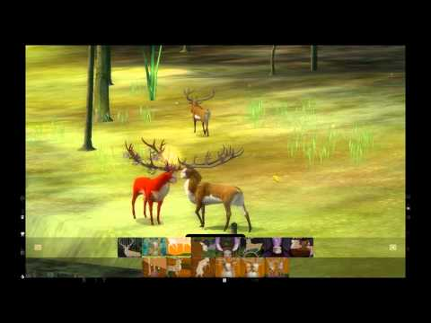 Scary Deer Gameplay and Commentary