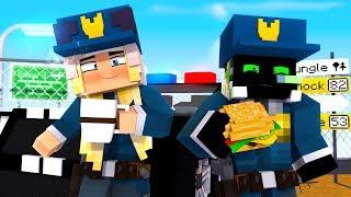 1 TAG ARBEITEN ALS POLIZIST! - Minecraft [Deutsch/HD]
