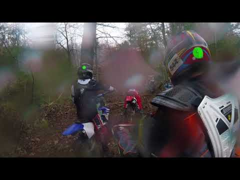 D6 Hare Scramble Big Diamond 2018 - Read desc for warning and index.