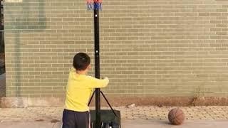 이동식 농구대 높이조절가능 정식규격 골대