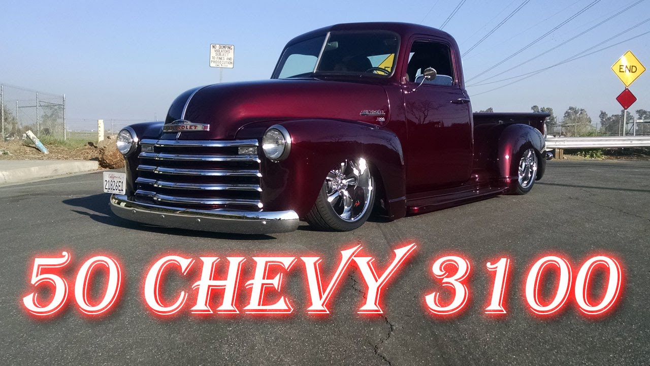 Chevy 3100 Bagged Doovi